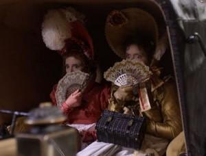 Nicht ohne meine Schute: Anne (Audrey Lamy) und Clotilde (Sara Giraudeau) / © Concorde