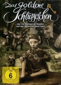 Das goldene Schlüsselchen 1939 DVD-Cover