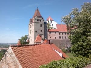 Burg Trausnitz / Foto: Oliver Essmann / Pixelio.de