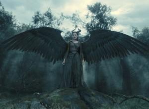 Große Flügel, große Macht: Maleficent (Angelina Jolie) / © Walt Disney Pictures