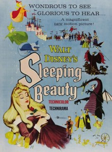 Sleeping Beauty 1959 Filmplakat