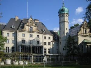 Jagdschloss Glienicke im Jahr 2009 / Foto: Manfred Brückels / Wikimedia Commons
