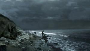 Farbdramaturgie: ein dunkler Gewittersturm kündigt sich an / Foto: NDR/Zeiglerfilm/Felix Cramer