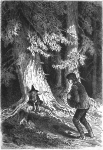 """""""Das kalte Herz"""" (1869) / Carl Offterdinger / Rieger'sche Verlagsbuchhandlung"""