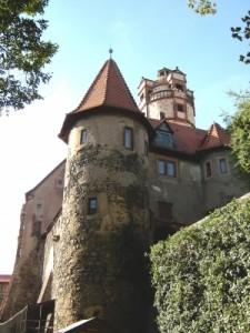 Märchenfilm-Drehort: Burg Ronneburg / Foto: Rolf Krekeler/pixelio.de
