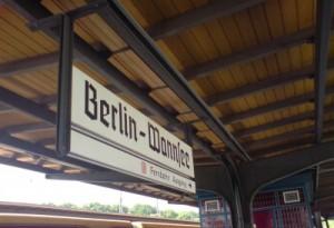 S-Bahnhof Berlin-Wannsee / Foto: Florian L / pixelio.de