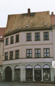 Wohn- und Geschäftshaus Markt 11 / Foto: Ron Schlesinger