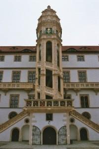 Großer Wendelstein im Schloss Hartenfels / Foto: Ron Schlesinger