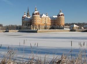 Drehort Schloss Moritzburg / © Schlösserland Sachsen