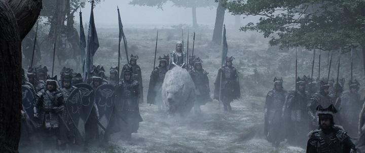 Game of Thrones: Die Welt der Ice Queen und ihrer Huntsmen erinnert an US-Fantasy-Serien / © Universal Pictures