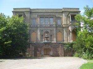 Villa Berg / Foto: Gerd Leibrock / Wikimedia Commons