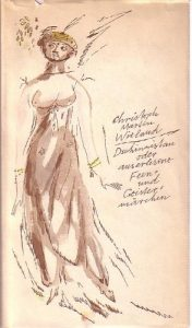 """""""Dschinnistan""""-Ausgabe von 1968. Mit Illustrationen v. Werner Klemke"""