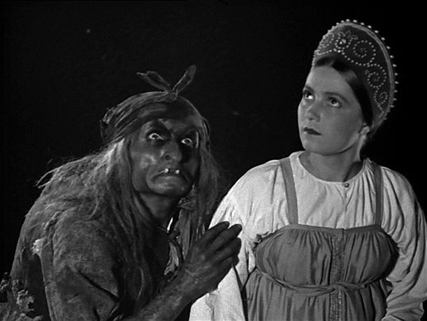 Die schöne Wassilissa (UdSSR 1939): Märchen & Heldenepos
