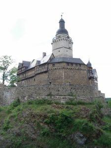 Burg Falkenstein / Foto: Jörg-W. Biester / pixelio.de