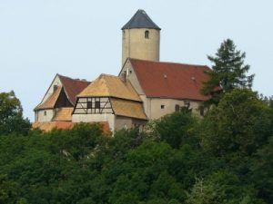 Burg Schönfels / Foto: Dagmar Flehmig / pixelio.de