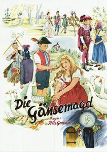 "Filmplakat: ""Die Gänsemagd"" (1957, Fritz Genschow)"
