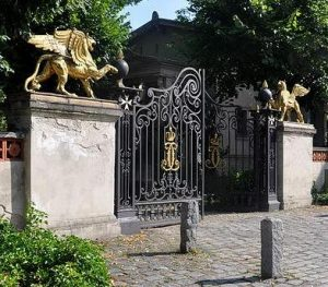 Greifen- oder Johannitertor / Foto: Andreas F. E. Bernhard / Wikimedia Commons