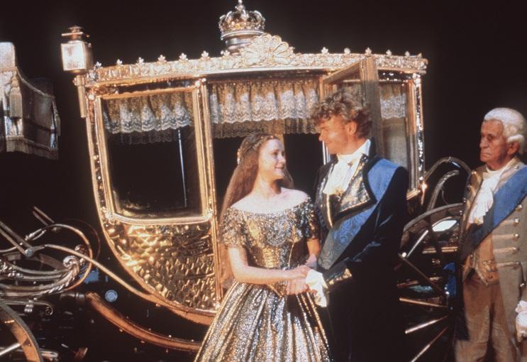 Einmal und nie wieder: Für beide Hauptdarsteller bleibt es der erste und einzige Märchenfilm / © ZDF/Taurus-Film