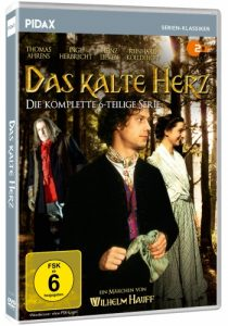 DVD-Cover / Pidax-Film