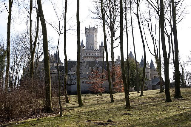 Schloss Marienburg: Das