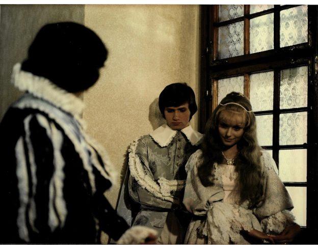 Wie man Prinzessinnen weckt (ČSSR 1977)