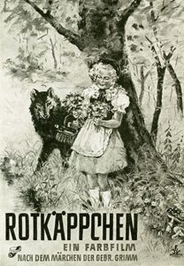 """Rotkäppchen"" (1954): Filmplakat / © Jugendfilm-Verleih"