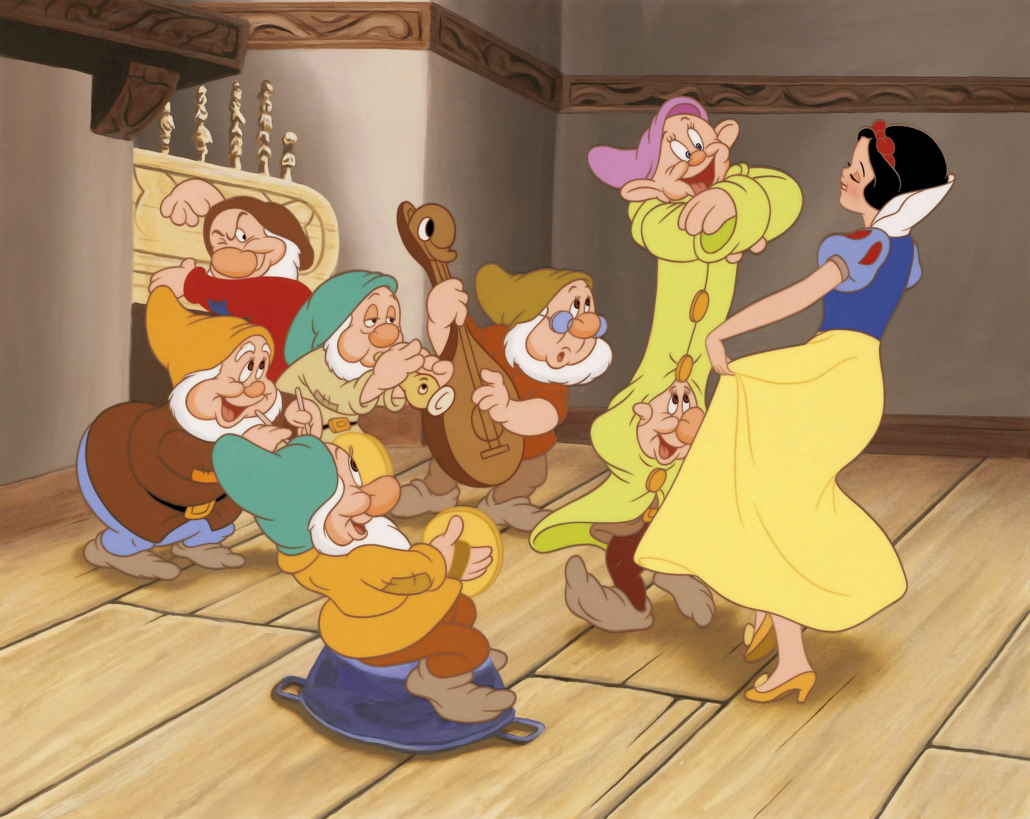 Snow White and the Seven Dwarfs: Bis heute der Zeichentrick-Klassiker par excellence / © Disney. All rights reserved.