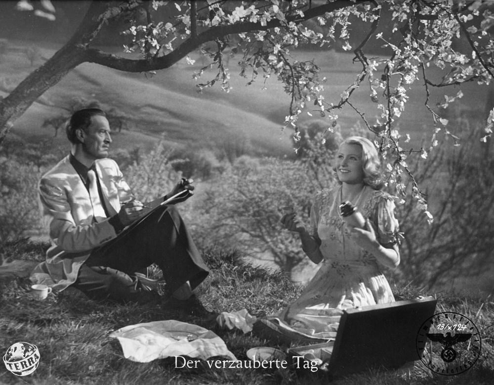 Der verzauberte Tag (D 1944): Winnie Markus und Hans Stüwe spielen die Hauptrollen / Quelle: Murnau-Stiftung/DIF