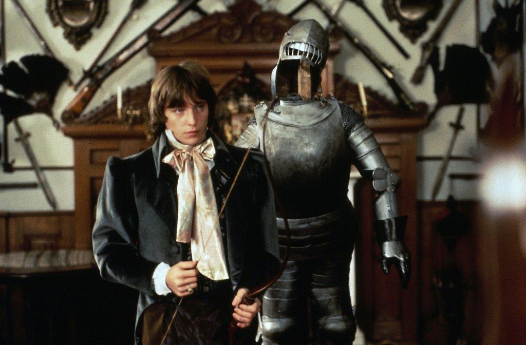 Der Froschkönig (1991): Der Prinz (Michal Dlouhý) hat es faustdick hinter den Ohren / © ZDF/Taurus-Film