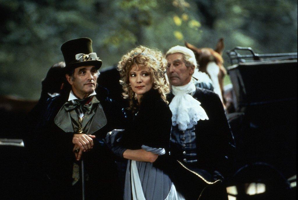 Froschkönig (1991): Iris Berben und Michael Degen spielen im Märchenfilm das Königspaar / © ZDF/Taurus-Film
