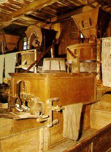 Katzbrui-Mühle: Sie ist einer der Drehorte im Märchenfilm / © Katzbrui-Mühle