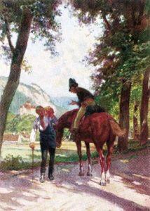 Illustration von Paul Hey (1867–1952) / Quelle: Grimm-Bilder Wiki