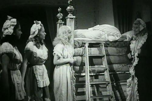 Die Prinzessin auf der Erbse (1953) / Quelle: maerchenfilm.info