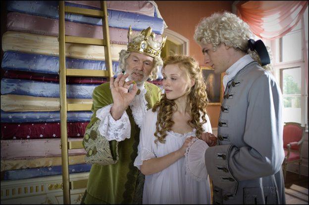 Die Prinzessin auf der Erbse (2010): Liebessymbol im Märchenfilm