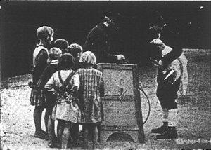 Hans im Glück (1928): Beim Scherenschleifer (M.) / Quelle: Der Bildwart