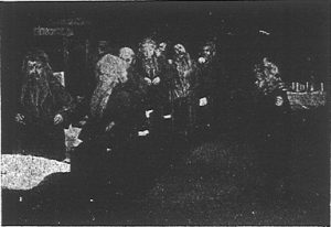 Schneewittchen (1928): Die traurigen sieben Zwerge / Quelle: Der Bildwart